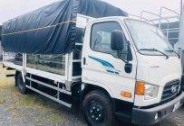 Xe tải 7 tấn thùng mui bạt - xe tải Hyundai Mighty 110S thùng mui bạt - xe tải Hyundai 6T9 thùng 5 mét giá Giá thỏa thuận tại Bình Dương