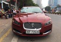 Cần bán gấp Jaguar XF 2.0T năm 2014, màu đỏ, xe nhập chính chủ giá 1 tỷ 255 tr tại Hà Nội
