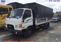 Xe tải Hyundai 7 Tấn - 8 tấn thùng mui bạt - xe Hyundai Mighty 110S 6T9 thùng bạt  giá 700 triệu tại Bình Dương
