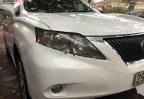 Cần bán lại xe Lexus RX 350 năm sản xuất 2009, màu trắng, nhập khẩu nguyên chiếc chính chủ giá 1 tỷ 210 tr tại Hà Nội