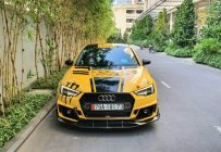 Bán Audi A4 S-line năm sản xuất 2017, màu vàng, xe nhập giá 1 tỷ 550 tr tại Khánh Hòa