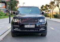 Bán LandRover Range Rover Autobiography 5.0 sản xuất 2013, màu đen, nhập khẩu  giá 4 tỷ 350 tr tại Hà Nội