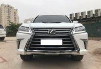 Cam Kết Xe Siêu Mới 99,999% Lexus LX570 Xuất Mỹ màu Trắng nội thất Nâu đỏ xe sản xuất 2018 đăng ký cuối 2018 tên cá nhân giá 8 tỷ 660 tr tại Hà Nội