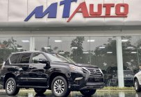 MT Auto - Giảm giá cực sốc chiếc xe Lexus GX 460 Luxury, sản xuất 2019, màu đen, nhập khẩu nguyên chiếc giá 5 tỷ 950 tr tại Hà Nội