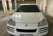 Cần bán lại xe Porsche Cayenne 3.6 V6 năm 2008, màu trắng, nhập khẩu nguyên chiếc giá 790 triệu tại Tp.HCM