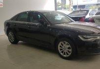 Cần bán gấp Audi A6 2.0 TFSI đời 2014, màu đen, nhập khẩu nguyên chiếc giá 1 tỷ 370 tr tại Tp.HCM
