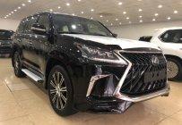 Mau chốt xe - Giao xế liền, Lexus LX 570 sản xuất năm 2019, màu đen, xe nhập giá 9 tỷ 200 tr tại Tp.HCM