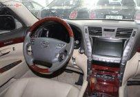 Cần bán Lexus LS 460L đời 2006, màu trắng, nhập khẩu nguyên chiếc giá 1 tỷ 150 tr tại Tp.HCM