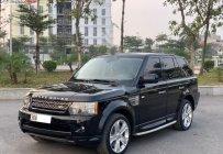 Bán LandRover Range Rover Sport Supercharged 2010, màu đen, nhập khẩu giá 1 tỷ 550 tr tại Hà Nội