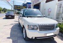 Cần bán lại xe cũ LandRover Range Rover SuperCharged 4WD 2009, màu trắng, xe nhập giá 990 triệu tại Tp.HCM