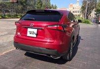 Cần bán lại xe Lexus NX 200T sản xuất 2016, màu đỏ, nhập khẩu xe gia đình giá 1 tỷ 950 tr tại Tp.HCM