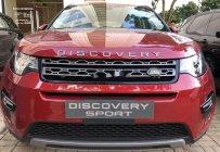 Mua xe đón tết - Rinh ngay quà tặng chính hãng khi mua xe Landrover Discovery Sport SE, đời 2019, màu đỏ giá 2 tỷ 789 tr tại Tp.HCM