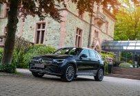 Tậu xế hạng sang - Vi vu đón Tết, Mercedes-Benz GLC 300 2020, màu đen giá 2 tỷ 289 tr tại Tp.HCM