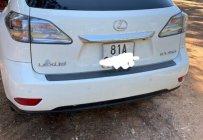 Cần bán xe Lexus RX 350 năm 2009, màu trắng, nhập khẩu nguyên chiếc giá 1 tỷ 420 tr tại Gia Lai