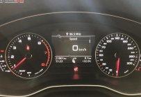 Cần bán Audi A4 2.0 TFSI năm 2016, màu xám, xe nhập giá 1 tỷ 360 tr tại Tp.HCM