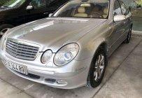 Cần bán lại xe Mercedes E240 sản xuất 2002, xe nhập, giá 238tr giá 238 triệu tại Tp.HCM
