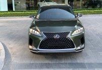 Bán nhanh chiếc xe hạng sang Lexus RX350, sản xuất 2019, màu xanh lục, nhập khẩu nguyên chiếc giá 4 tỷ 120 tr tại Hà Nội