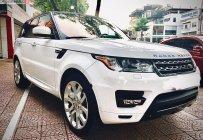 Bán LandRover Range Rover Sport HSE sản xuất 2013, màu trắng, xe nhập giá 2 tỷ 830 tr tại Hà Nội