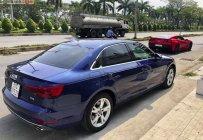 Bán xe cũ Audi A4 2.0 TFSI sản xuất năm 2017, màu xanh lam, xe nhập giá 1 tỷ 293 tr tại Bình Dương
