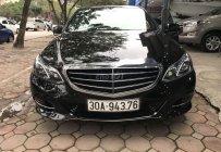 Bán Mercedes E class đời 2015, màu đen giá 1 tỷ 230 tr tại Hà Nội