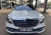 Cần bán Mercedes S class đời 2019, màu trắng chính chủ giá 4 tỷ 200 tr tại Hà Nội