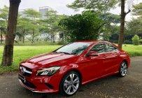 Cần bán Mercedes CLA 200 đời 2018, màu đỏ, nhập khẩu nguyên chiếc giá 1 tỷ 500 tr tại Tp.HCM