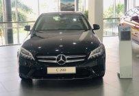 Mercedes-Benz C200 Cũ 2019, màu Đen- Kem, chính hãng tốt nhất giá 1 tỷ 430 tr tại Tp.HCM