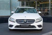 Mercedes-Benz C200 2019 cũ, màu Trắng, Khuyến mãi chính hãng 2020 giá 1 tỷ 445 tr tại Tp.HCM