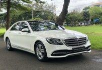 Bán Mercedes-Benz S450L cũ 2021 limited, màu trắng, chính hãng qua sử dụng giá 4 tỷ tại Tp.HCM