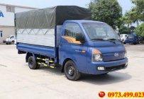 Xe tải Hyundai Porter H150 thùng bạt giá 360 triệu tại Bình Dương