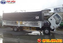 Bán xe tải Isuzu 1.9 tấn thùng dài 6m2 giá 535 triệu tại Bình Dương