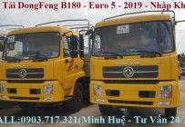 Xe tải DongFeng B180/ Xe tải DongFeng 7T5/Xe tải DongFeng thùng dài 9m7 nhập khẩu giá 990 triệu tại An Giang