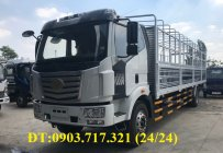 Xe tải Faw 6 máy thùng dài 9m7. Xe tải Faw 7t25 thùng dài 9m7 Euro 4 giá tốt nhất giá 980 triệu tại Bình Dương