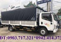 Bán xe tải Faw 7T3 động cơ Hyundai D4DB xe ga cơ 2017 bán trả góp toàn quốc. giá 560 triệu tại An Giang