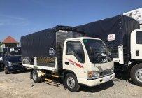 Bán xe tải Jac 2T45 (1030/L240TB1), xe Jac mui bạt tải 2T45, xe Jac l240 thùng bạt dài 3m72 mới 2019 giá 990 triệu tại Đồng Nai