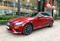 Bán Mercedes C200 2020 màu đỏ chính chủ chạy lướt, biển đẹp, giá tốt giá 1 tỷ 380 tr tại Hà Nội