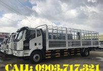 Bán xe tải Faw 7T25 thùng dài 9m7 hiệu Faw E5T8 GMC - Bán trả góp trên toàn quốc giá 960 triệu tại Khánh Hòa