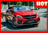 Cần bán xe Mercedes GLE450 sản xuất 2016, màu đỏ giá 3 tỷ 199 tr tại Tp.HCM