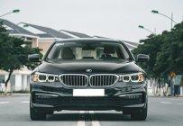Xe BMW 5 Series 520i đời 2019, màu đen, nhập khẩu chính hãng, còn mới giá 1 tỷ 950 tr tại Tp.HCM