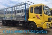 Bán xe tải DongFeng B180 tải 10 tấn thùng dài 7m5 giá tốt tại khu vực miền nam Call: 0903.717.321 giá 900 triệu tại Bình Dương