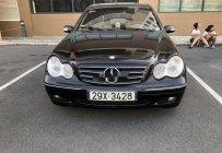 Cần bán lại xe Mercedes C200 MT sản xuất 2001, màu đen số sàn giá cạnh tranh giá 135 triệu tại Tp.HCM