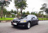 Bán BMW 5 Series 528i đời 2010, màu đen, xe nhập, giá tốt giá 798 triệu tại Hà Nội
