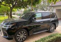 Bán LX570 Đen Nội thất nâu xe siêu mới chủ đăng ký xong hầu như để kho lăn bánh gần 5000Km sai biếu luôn xe.  giá 7 tỷ 350 tr tại Hà Nội