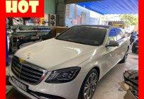 Bán xe mercedes S450 Luxury màu trắng/đen 2018 siêu đẹp giá siêu tốt giá 4 tỷ 60 tr tại Tp.HCM