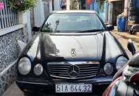 Cần bán lại xe Mercedes E 240 đời 2001, màu đen chính chủ, 128tr giá 128 triệu tại Tp.HCM