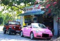 Bán Volkswagen Beetle sản xuất năm 2009, xe mui trần xếp điện giá 520 triệu tại Vĩnh Long