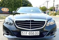 Bán xe Mercedes E200 đời 2015, màu đen, xe nhập chính chủ giá 1 tỷ 140 tr tại Tp.HCM