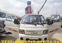 Xe tải Jac 990kg/ Bán xe tải Jac 990kg động cơ xăng giá tốt giao xe ngay giá 255 triệu tại Tp.HCM