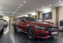 Cần bán nhanh Mercedes C300 đời 2015, màu đỏ, xe đẹp như mới giá 980 triệu tại Hà Nội