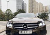 Bán Mercedes E300 năm 2017, màu nâu, nhập khẩu nguyên chiếc giá 2 tỷ 239 tr tại Tp.HCM
